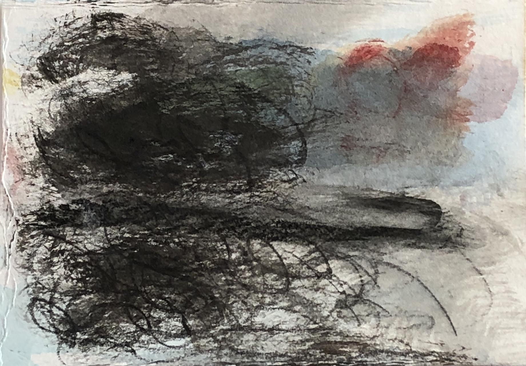 Die Spur-Giruli 3-Aquarell-15×20-2018