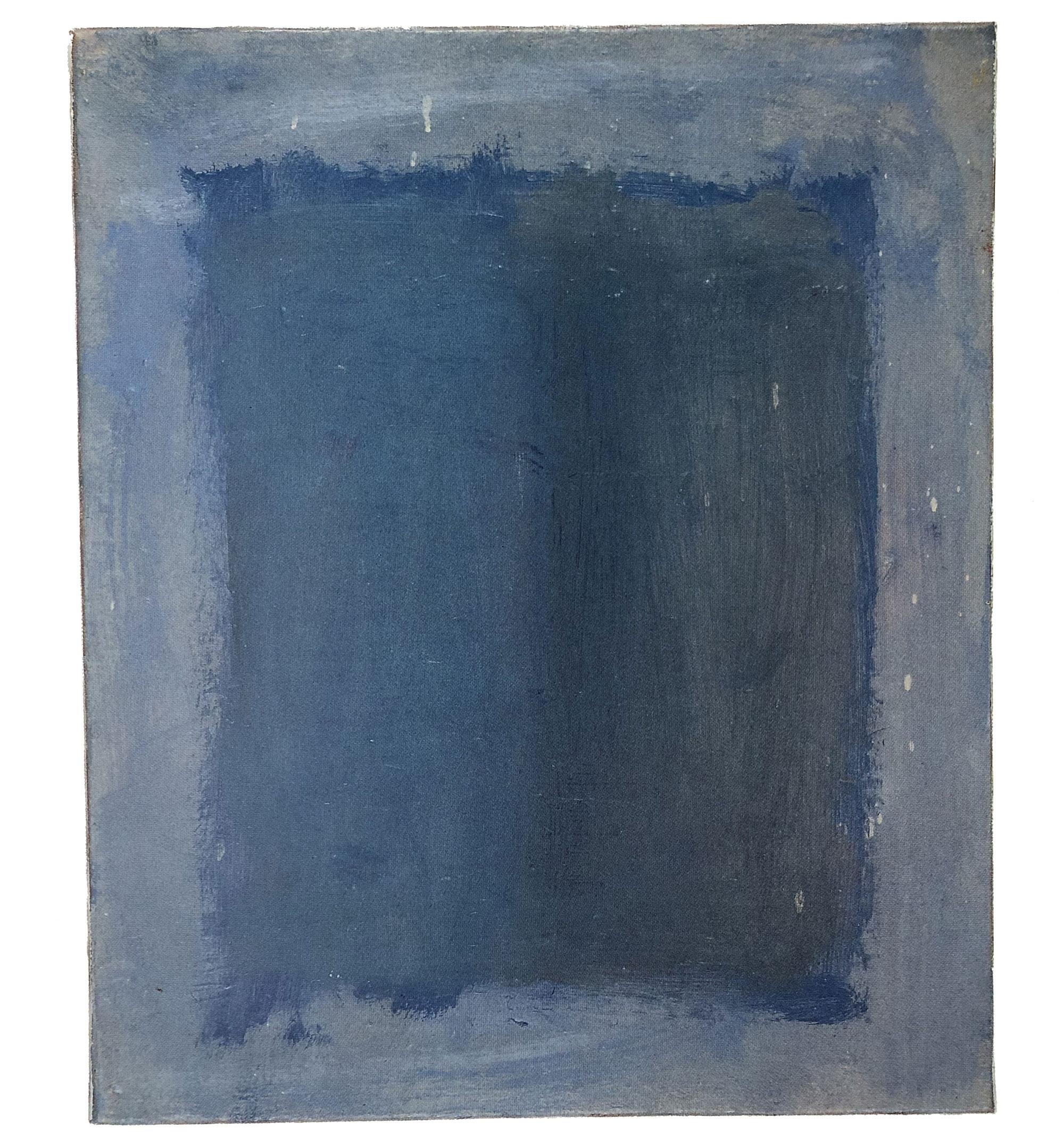 Monochrom-ohne-Titel-1-Öl-auf-Leinwand-50×70-1995