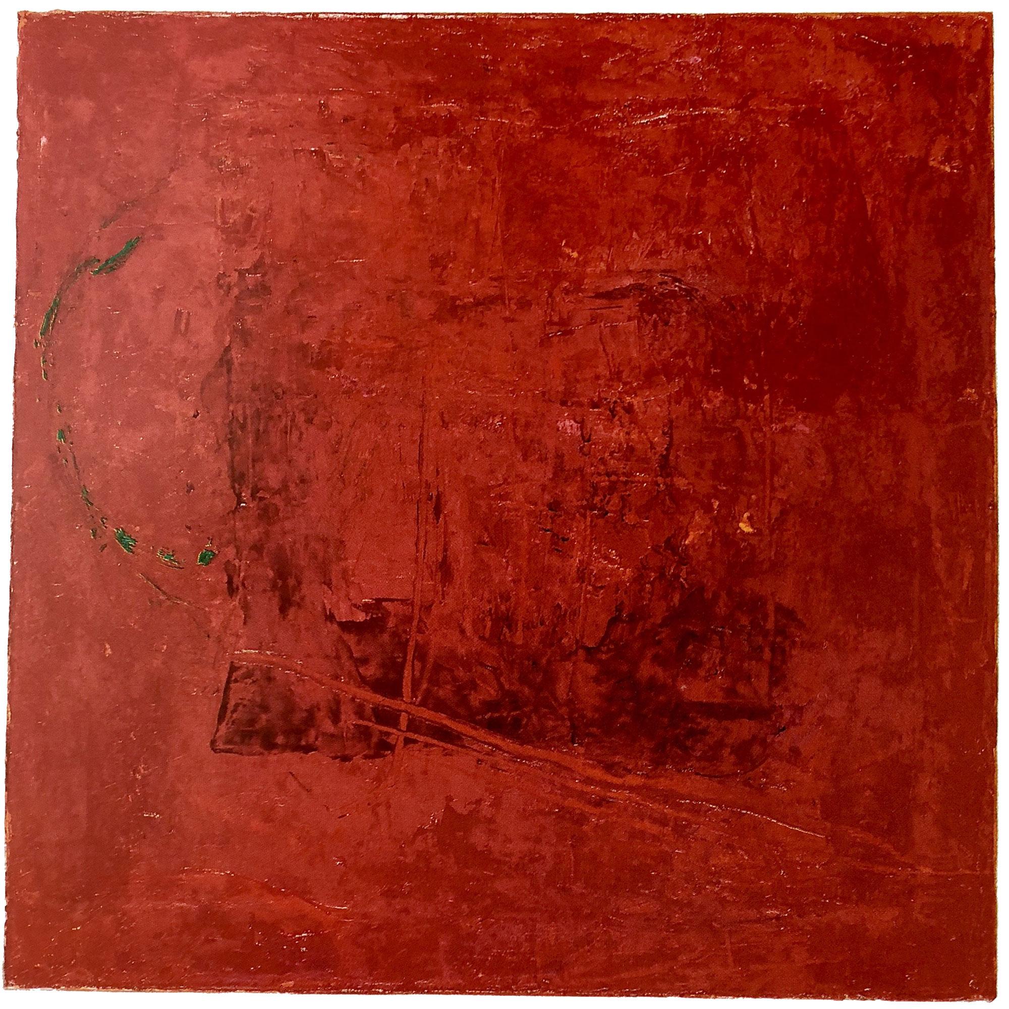Monochrom-ohne-Titel-4-Öl-auf-Leinwand-60×60-1995