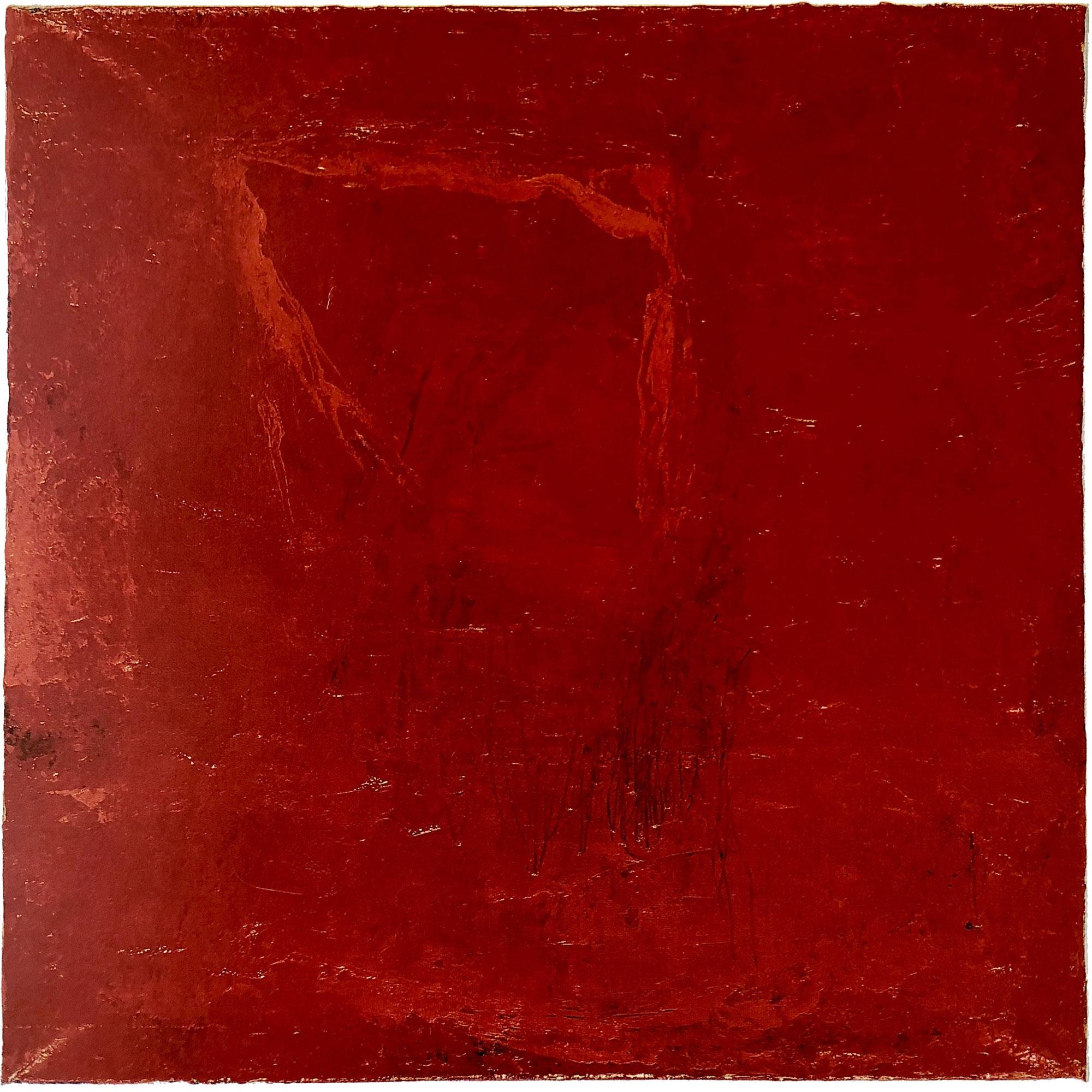 Monochrom-ohne-Titel-5-Öl-auf-Leinwand-60×60-1995
