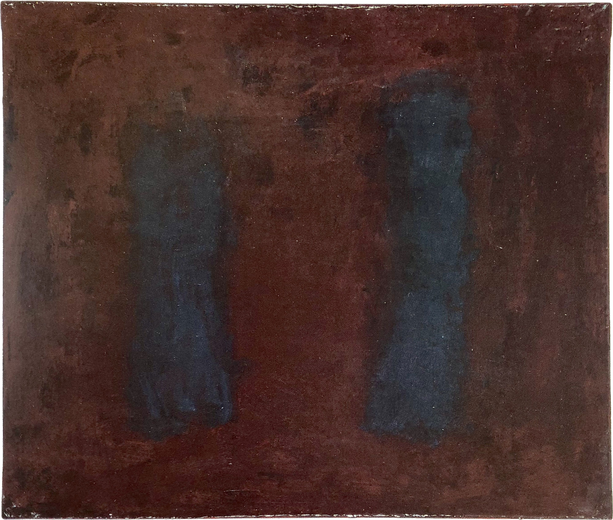Monochrom-ohne-Titel-6-Öl-auf-Leinwand-80×60-1995