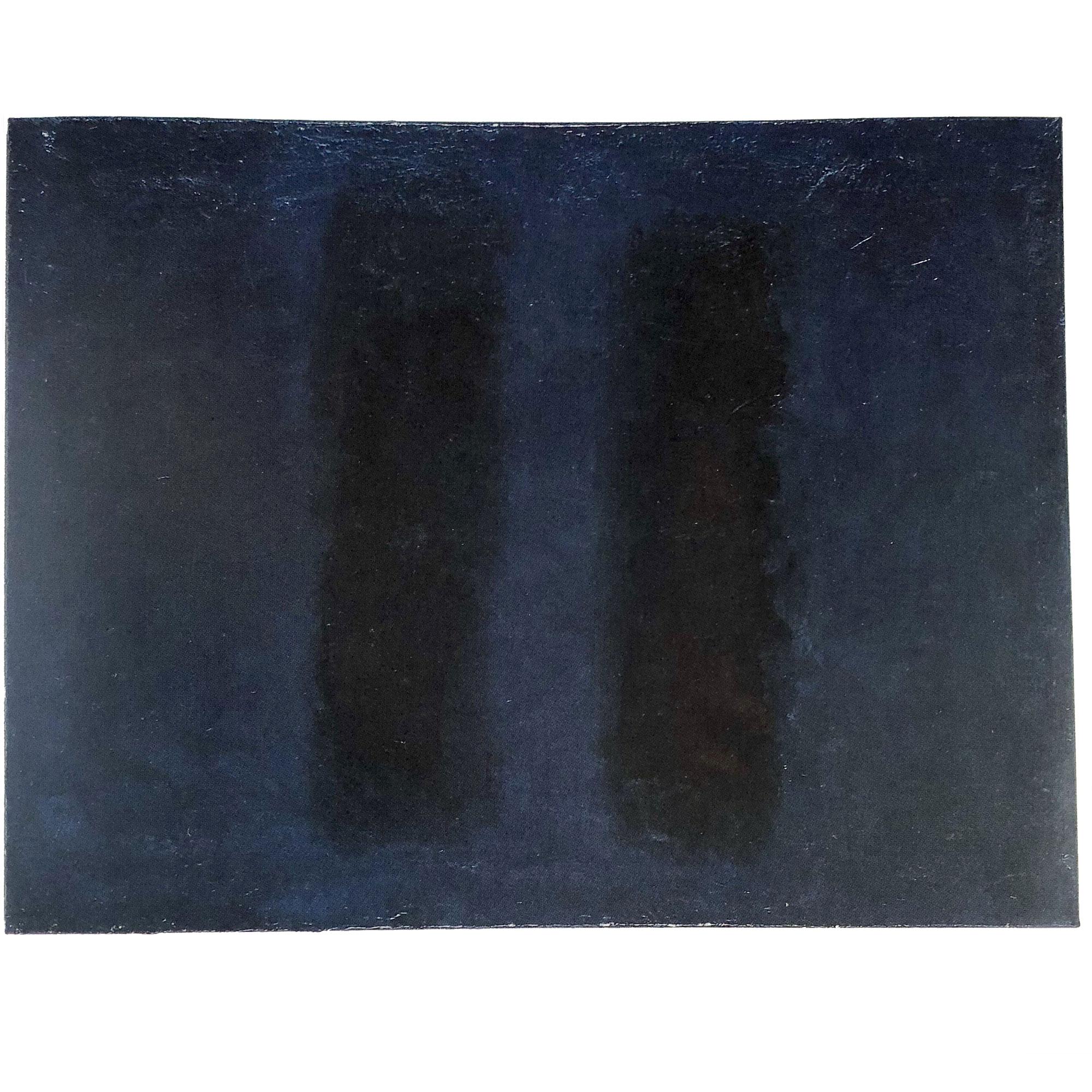 Monochrom-ohne-Titel-7-Öl-auf-Leinwand-80×60-1995